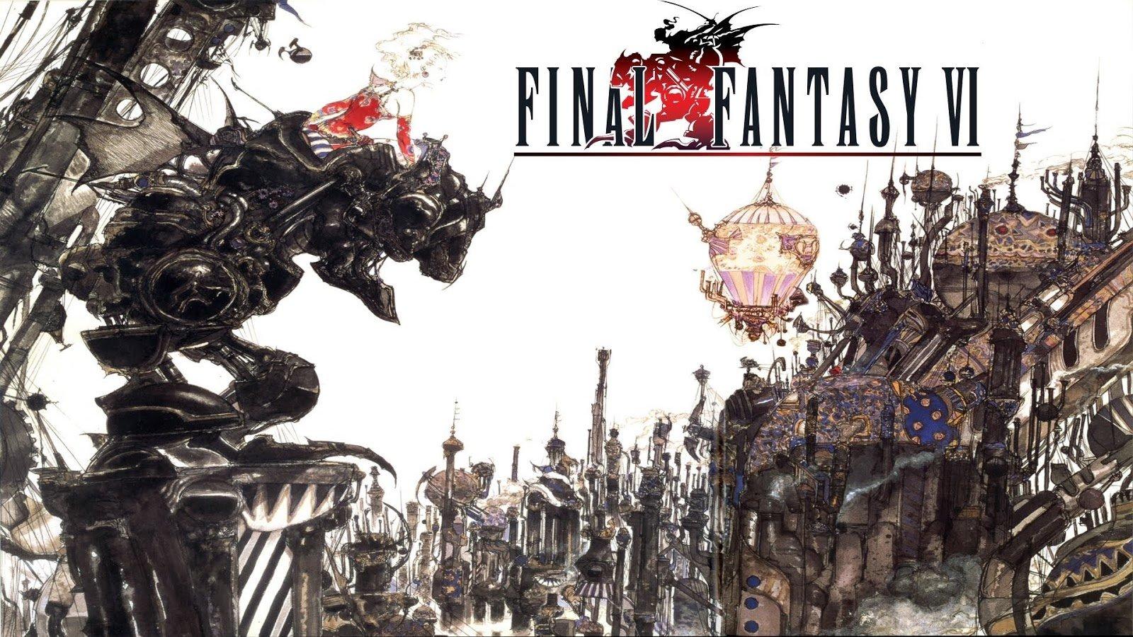 Final Fantasy VI 1994
