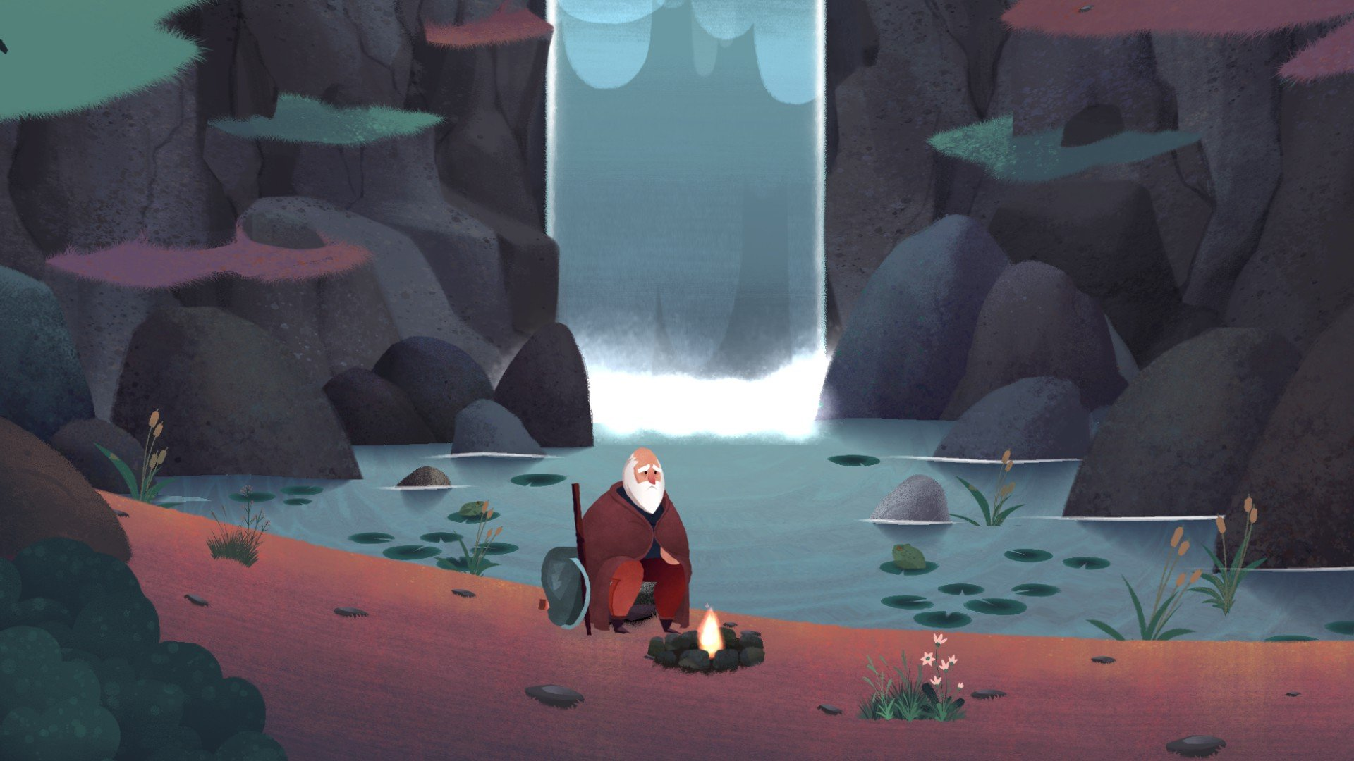 Old Man's Journey review