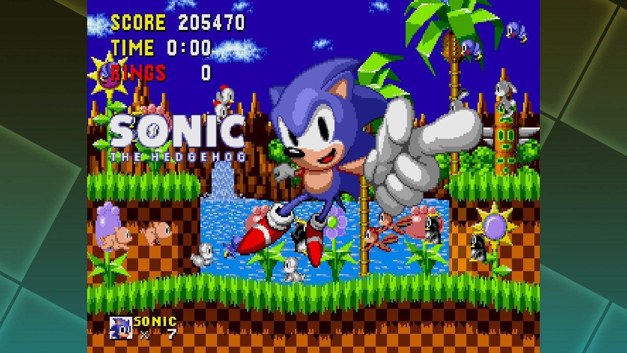 SEGA AGES Sonic