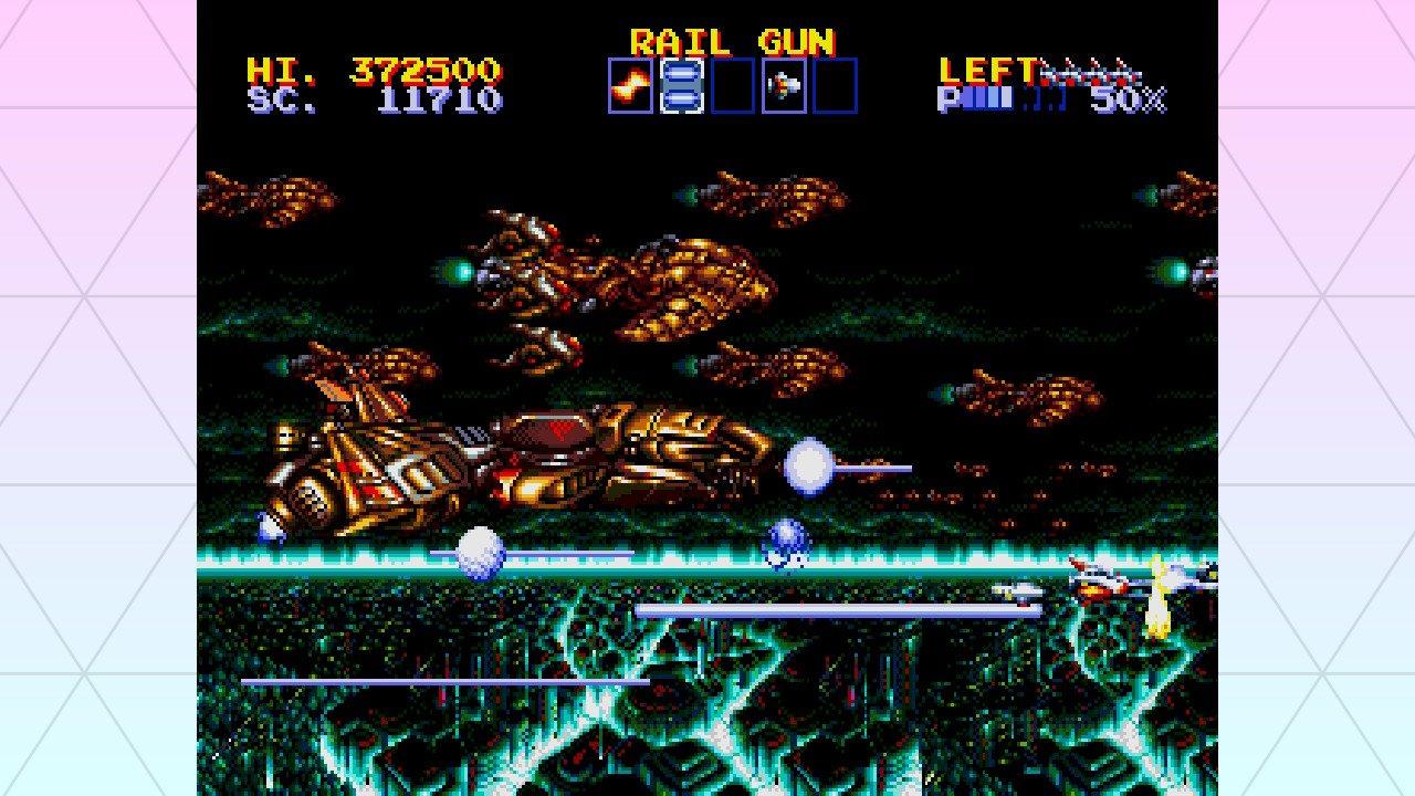 SEGA AGES Thunder Force IV