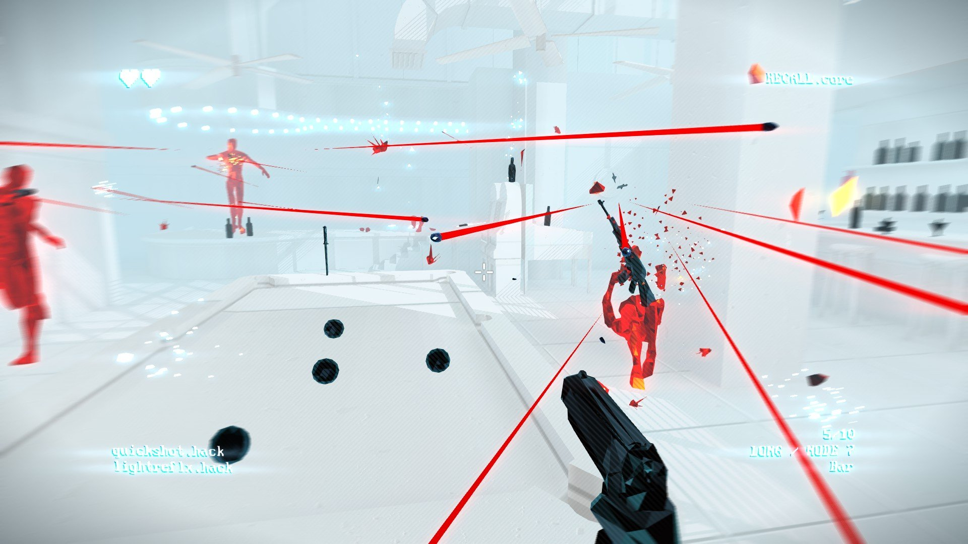 Superhot review on Destructoid