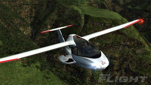 Microsoft Flight review