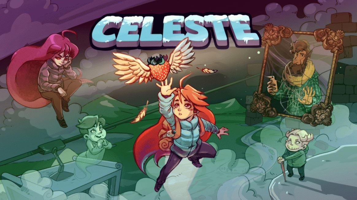 Celeste Matt Makes Games 2018