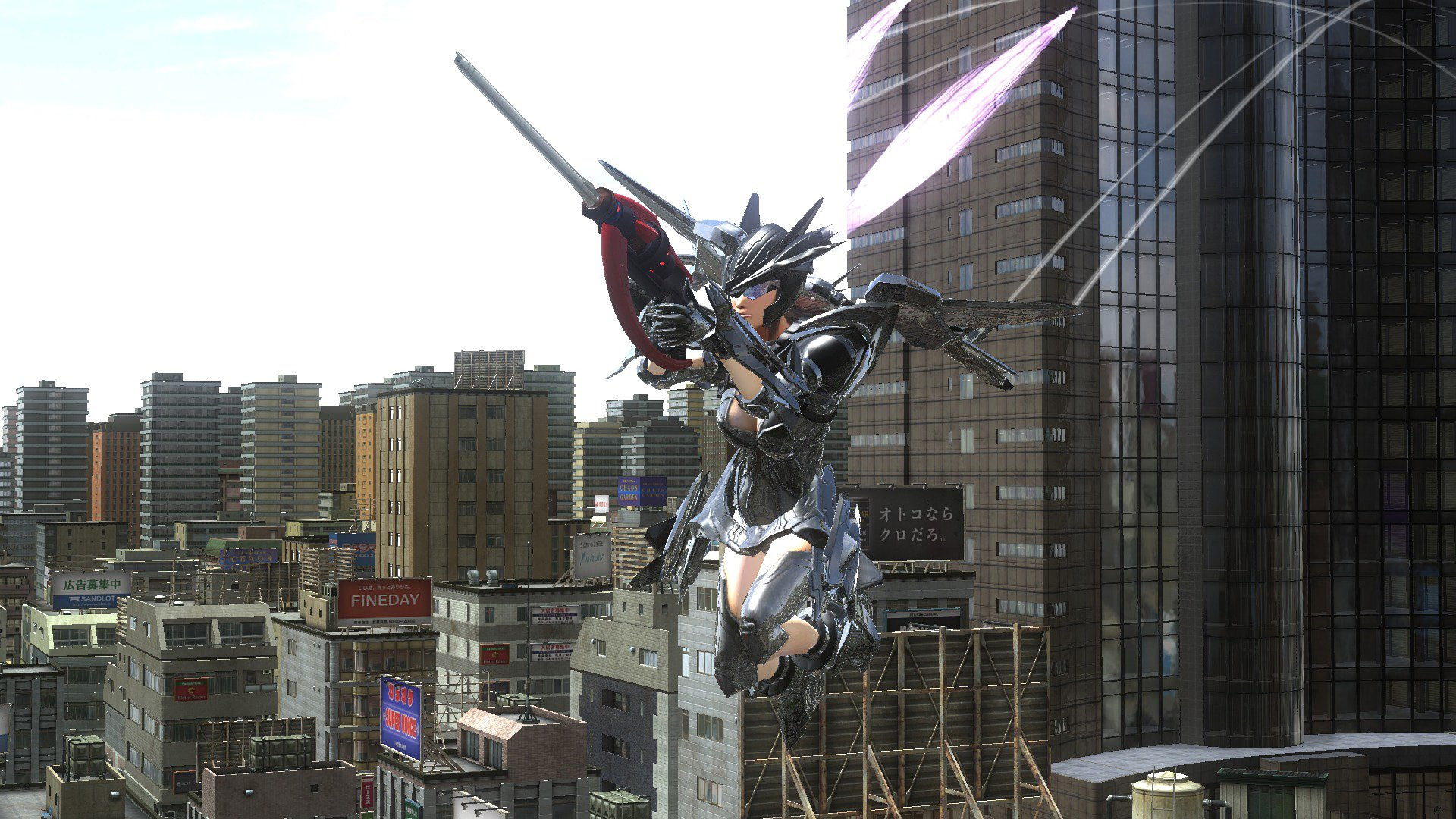 Earth Defense Force 4.1: The Shadow of New Despair review