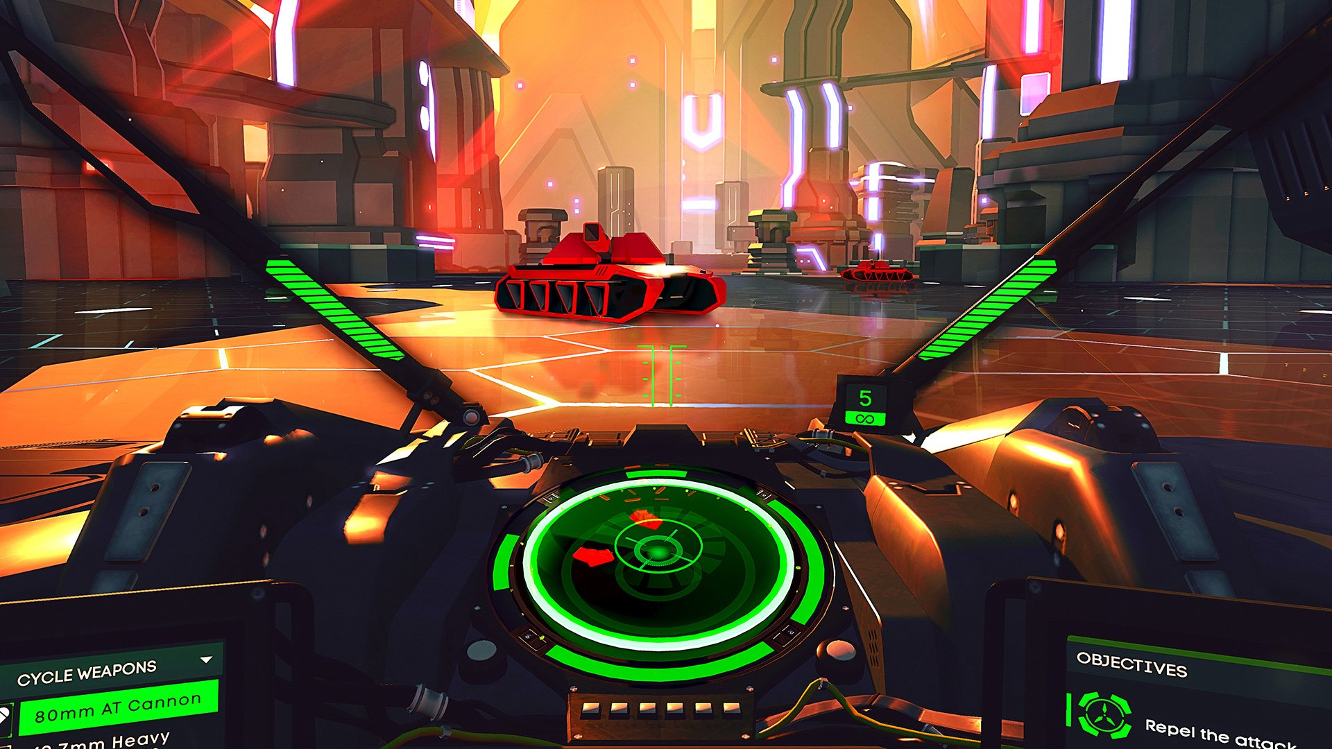 Battlezone VR review