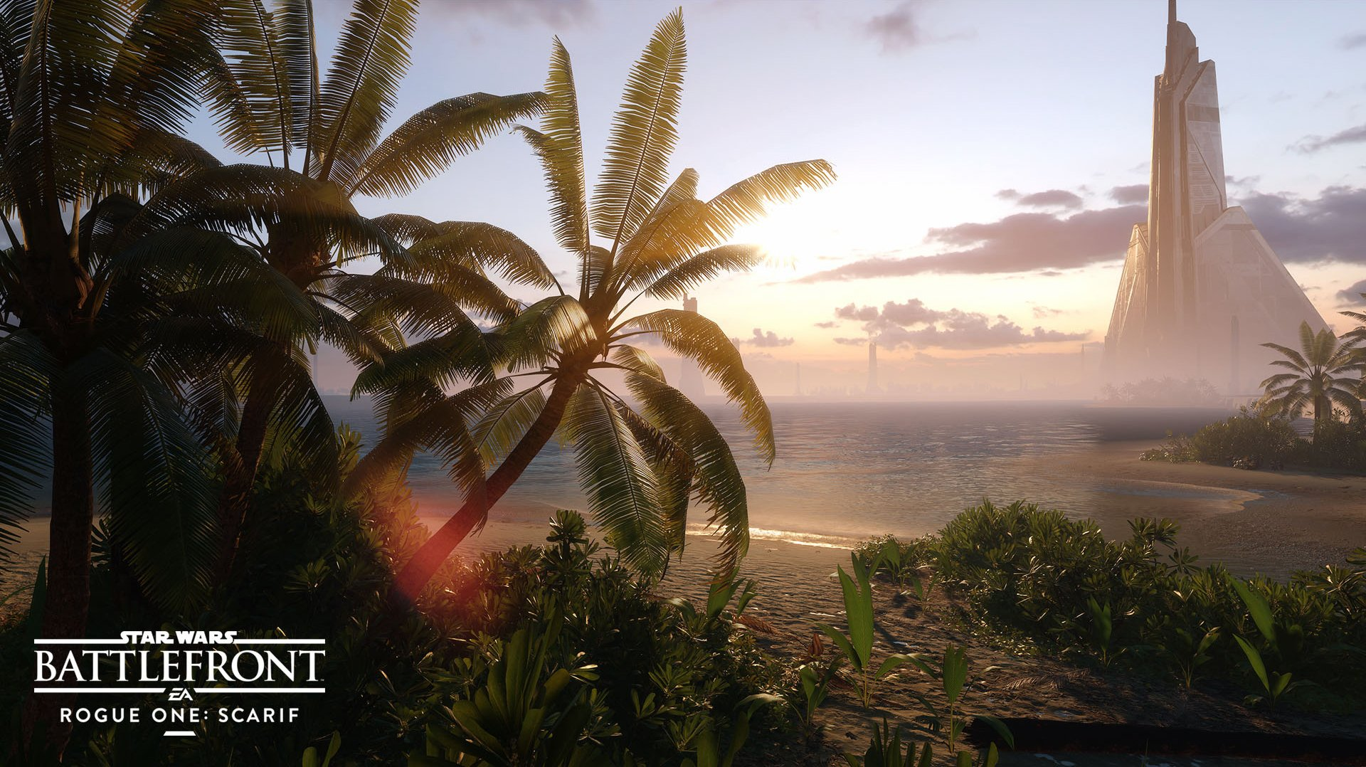 Star Wars Battlefront: Rogue One: Scarif review