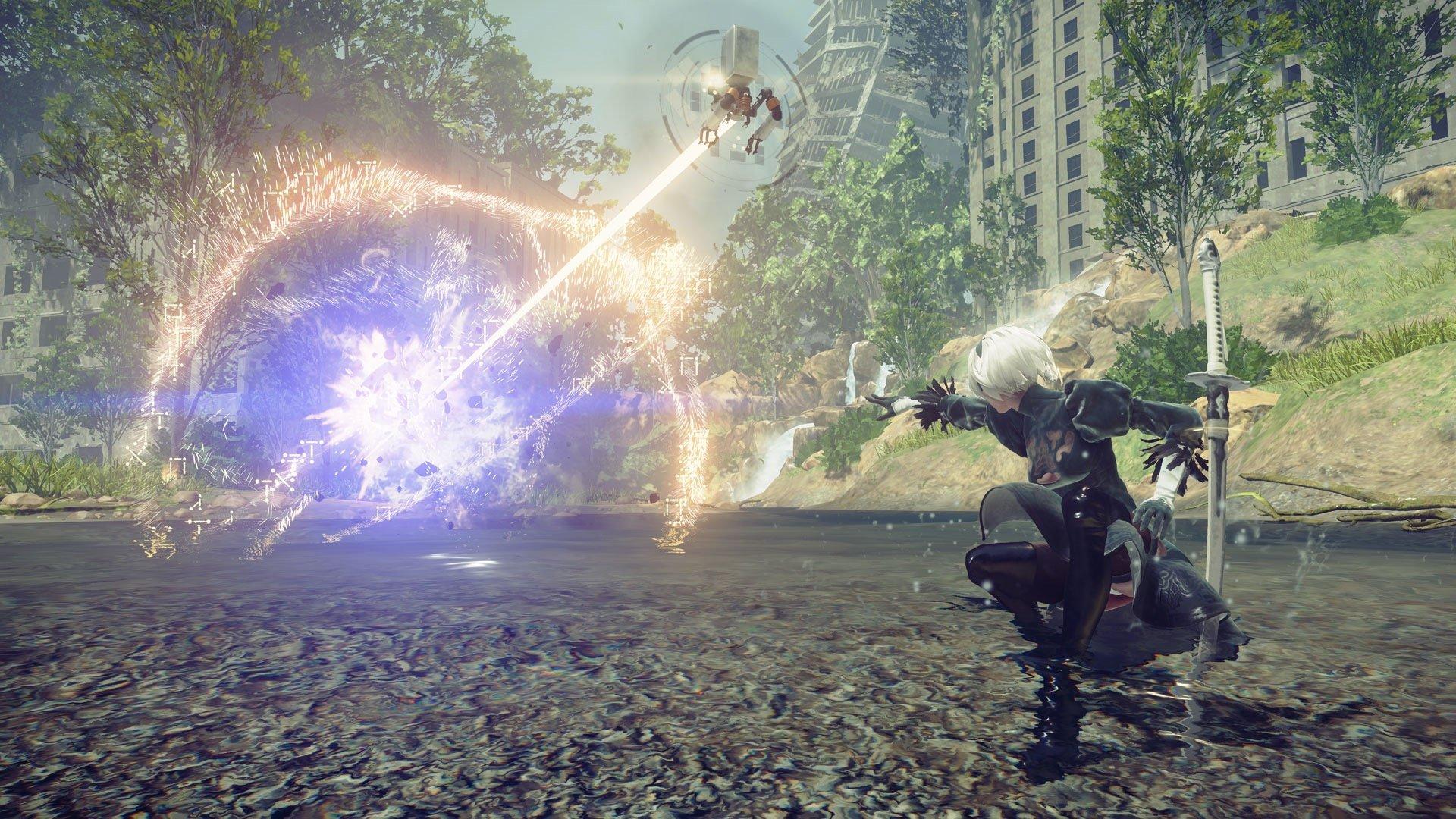 NieR: Automata review - Destructoid