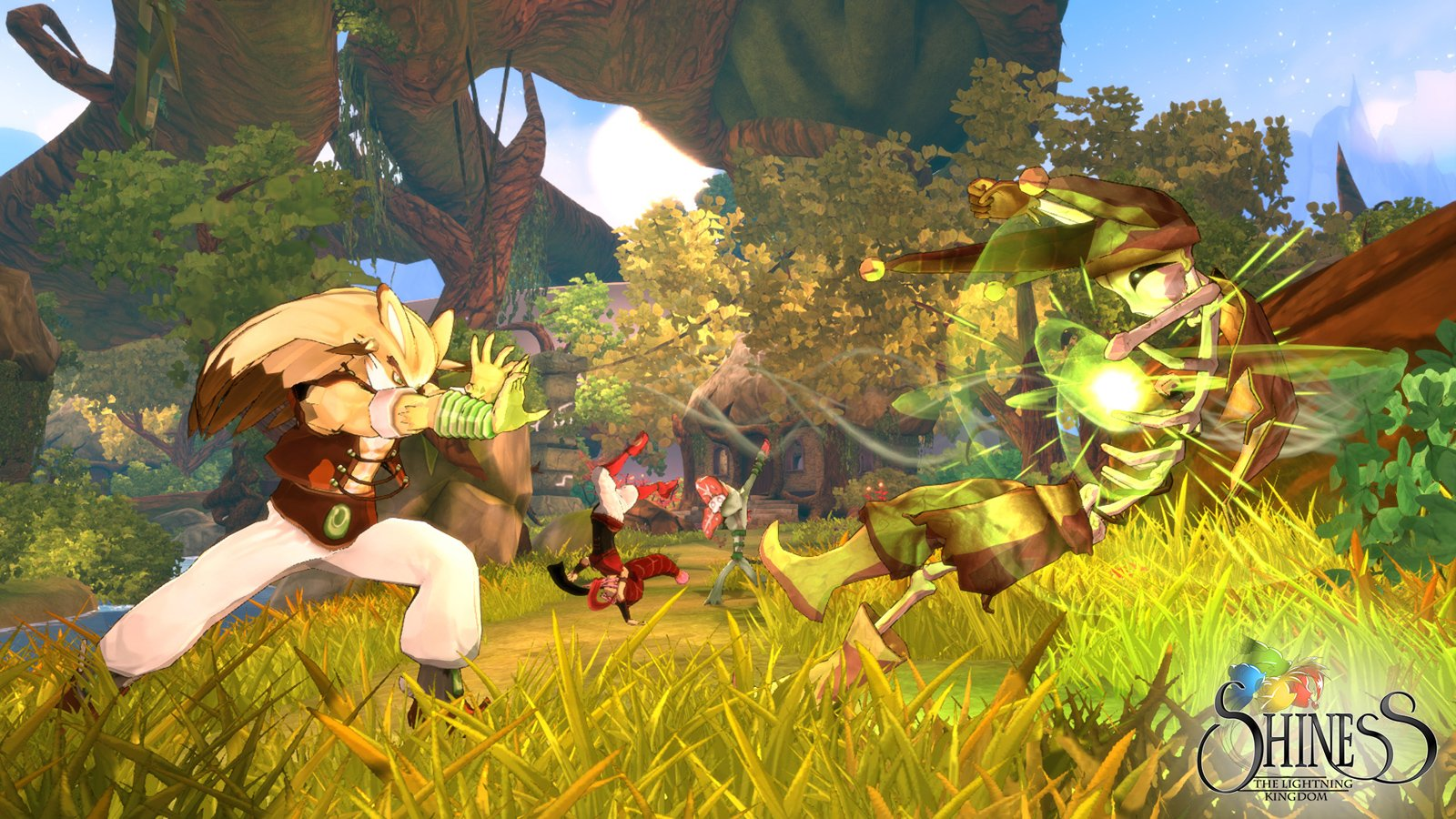 Shiness: The Lightning Kingdom review
