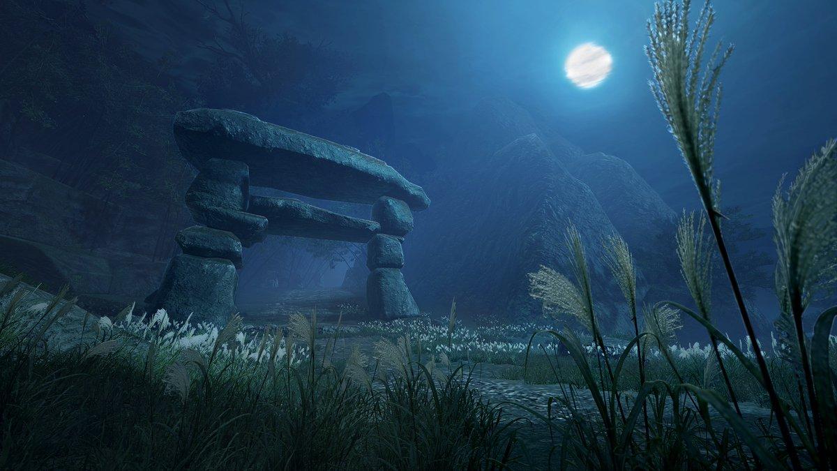 Shrine Ruins in Monster Hunter Rise.