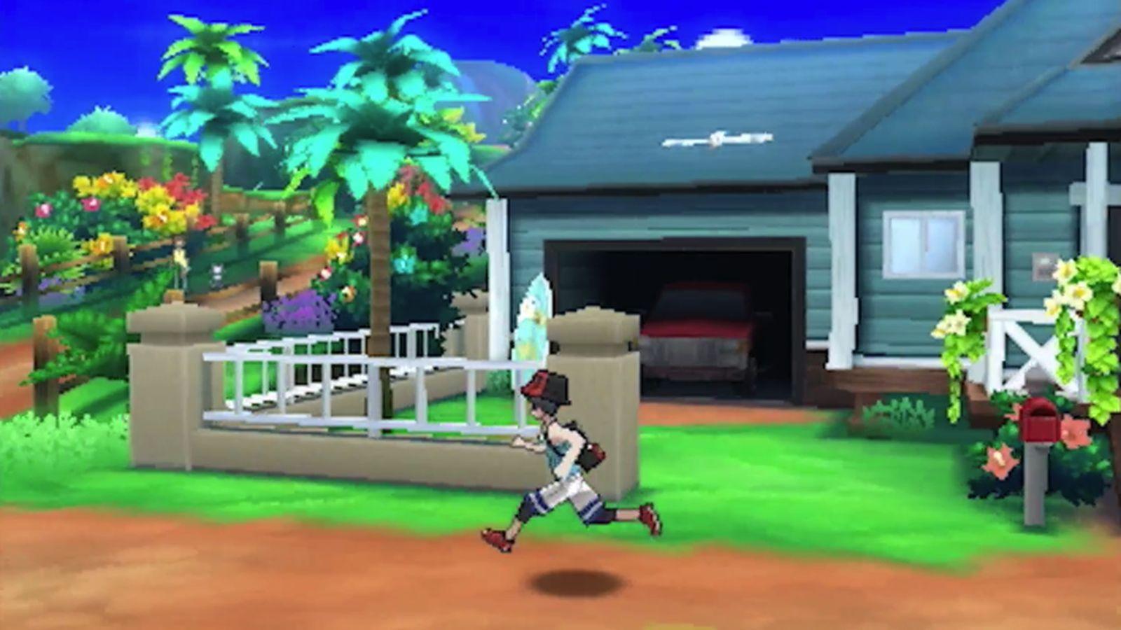Pokemon Ultra Moon review