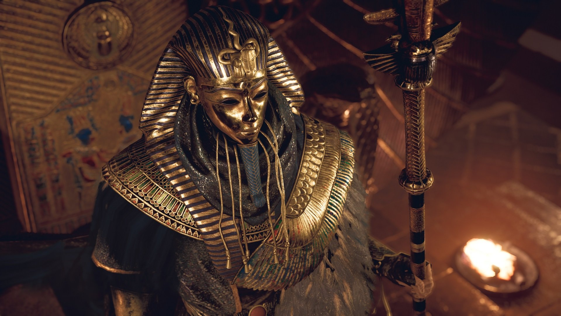 Assassin's Creed Origins: The Curse of the Pharaohs review