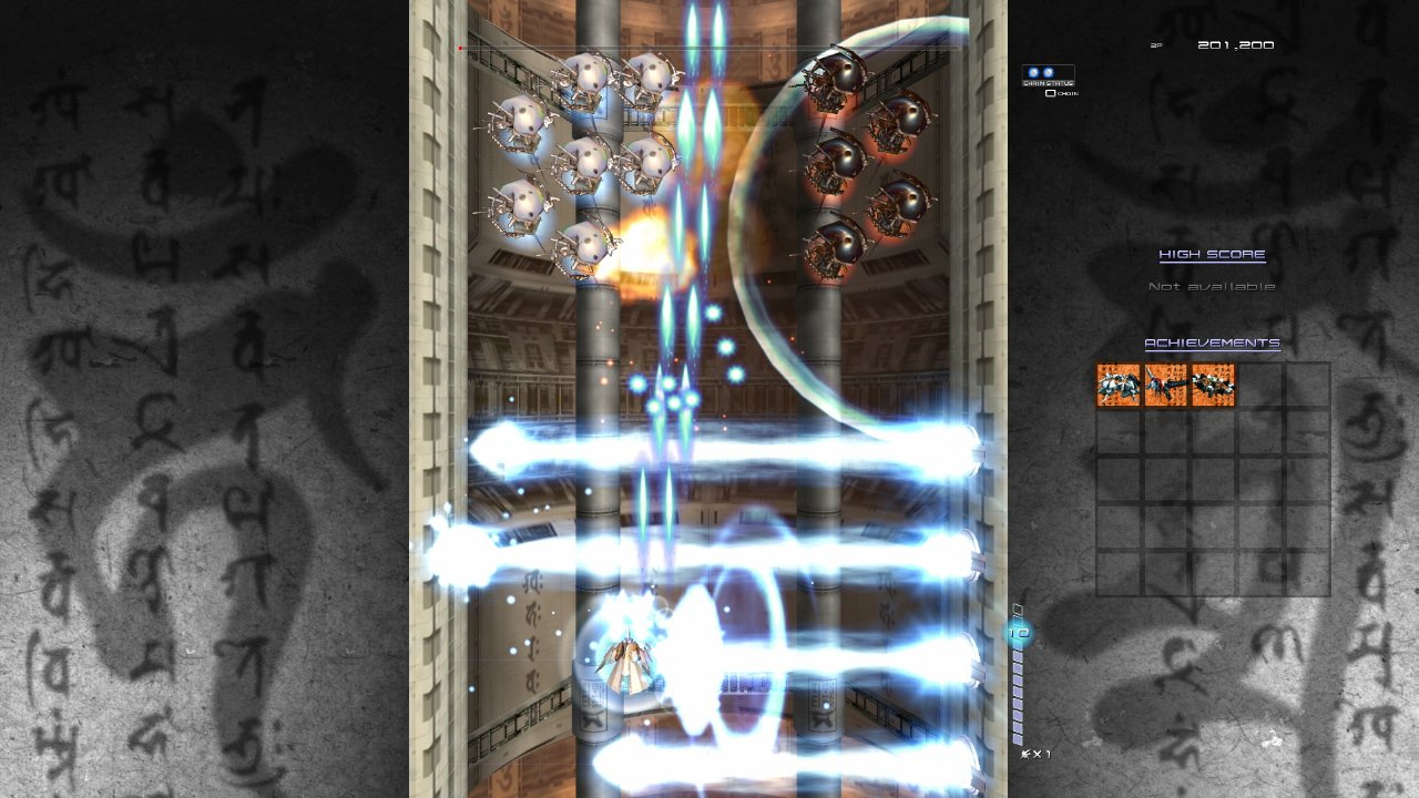 Ikaruga Switch review