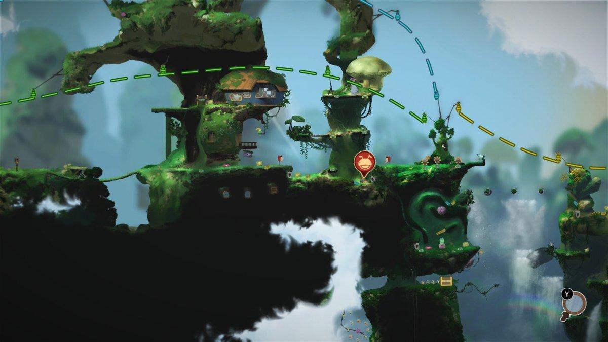 Yoku's Island Express review