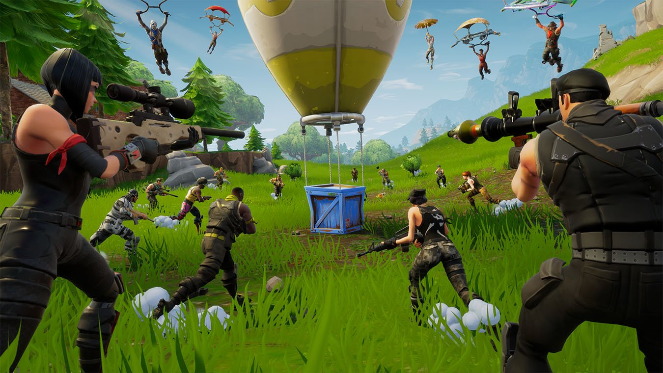 Fortnite Switch review