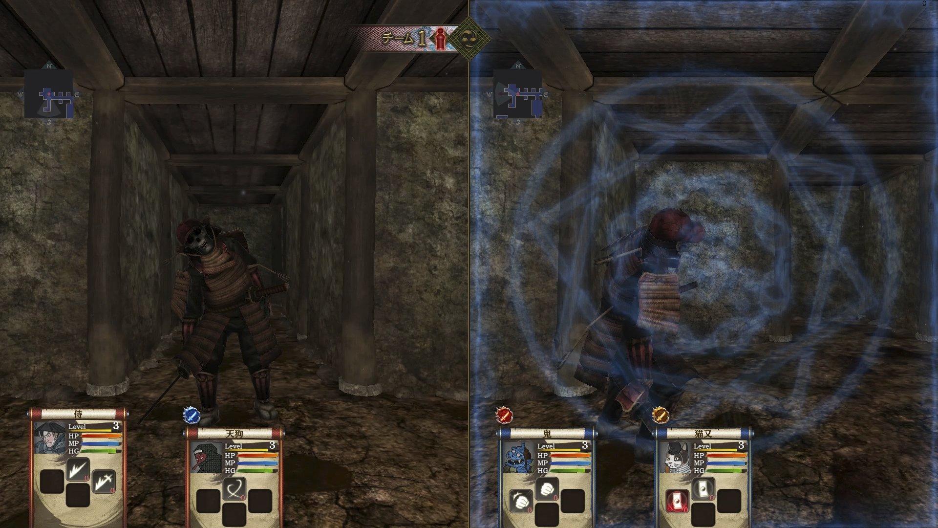 Haunted Dungeons: Hyakki Castle review