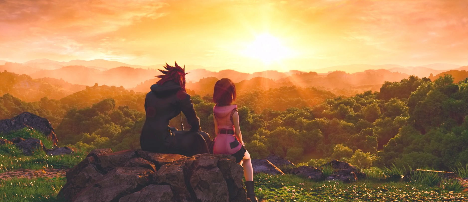 Kingdom Hearts III review