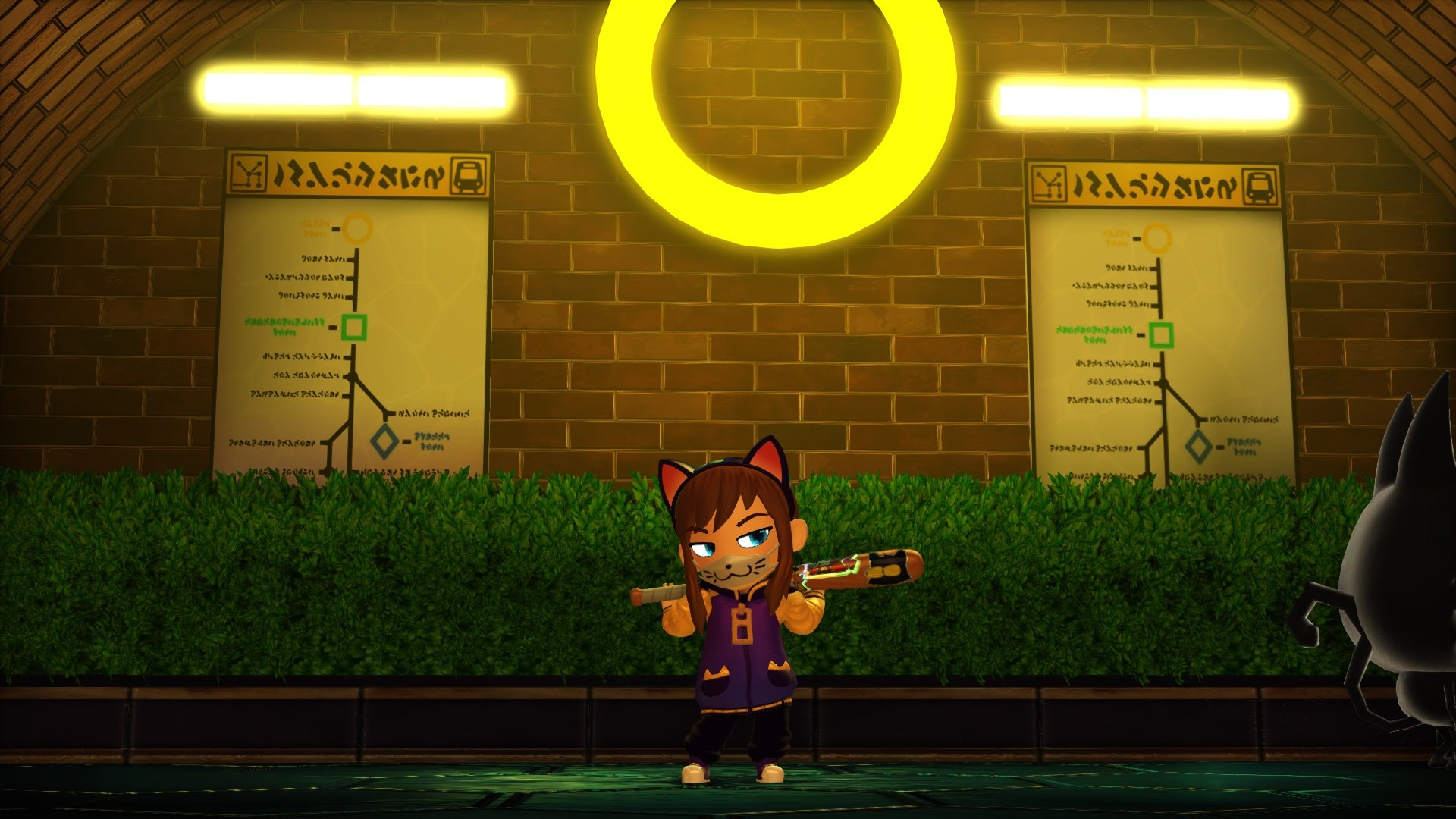 A Hat in Time: Nyakuza Metro review
