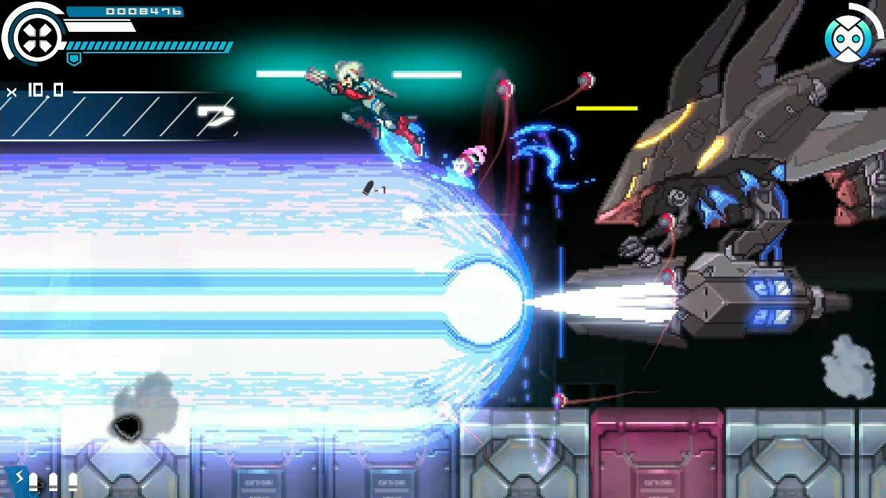 Gunvolt Chronicles: Luminous Avenger iX review