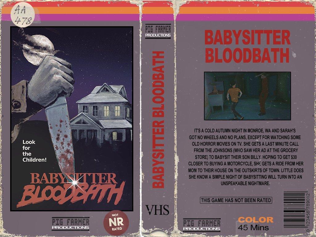 Puppet Combo Babysitter Bloodbath
