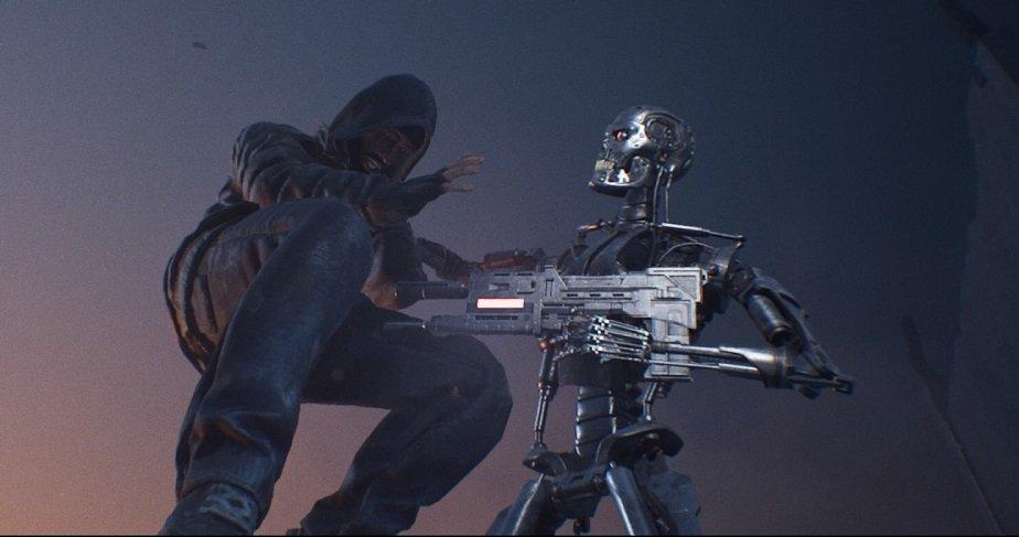 Terminator: Resistance review in progress