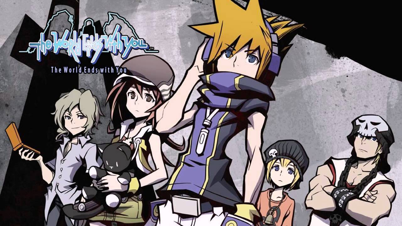 The World Ends With You 2007