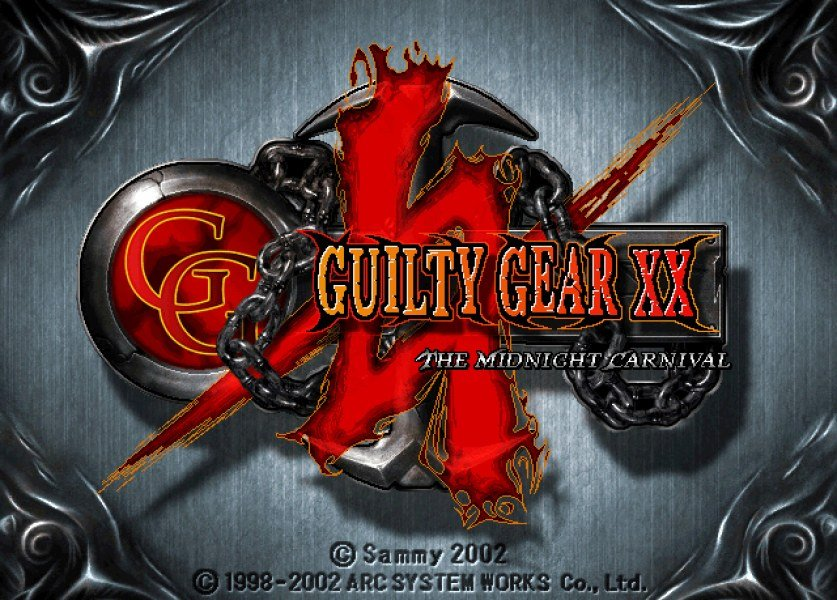 Guilty Gear XX 2002