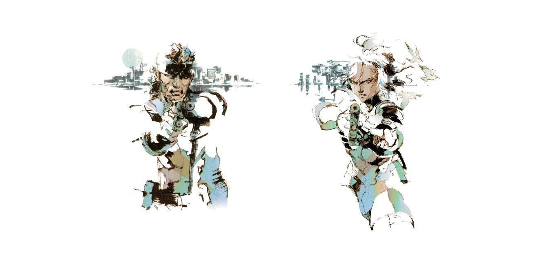 Metal Gear Solid 2 2001
