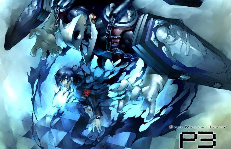 Persona 3 Portable 2012