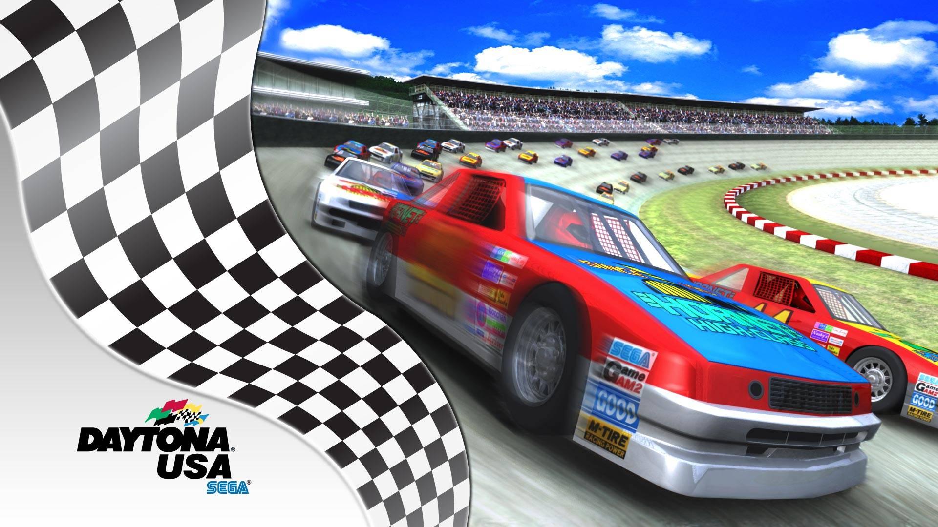 Daytona USA Sega 1993