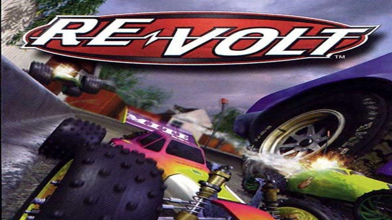 Re-Volt Acclaim 1999