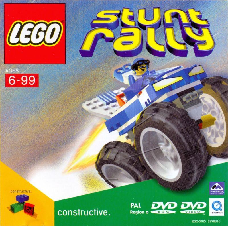 LEGO Stunt Rally 2000