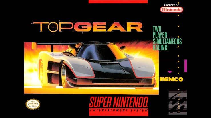 Top Gear 1992