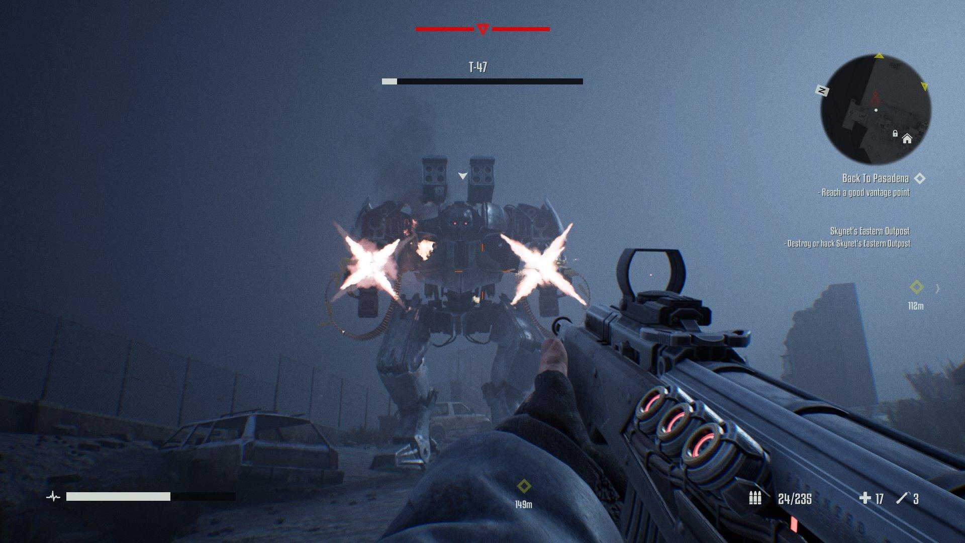 Terminator: Resistance review - Destructoid