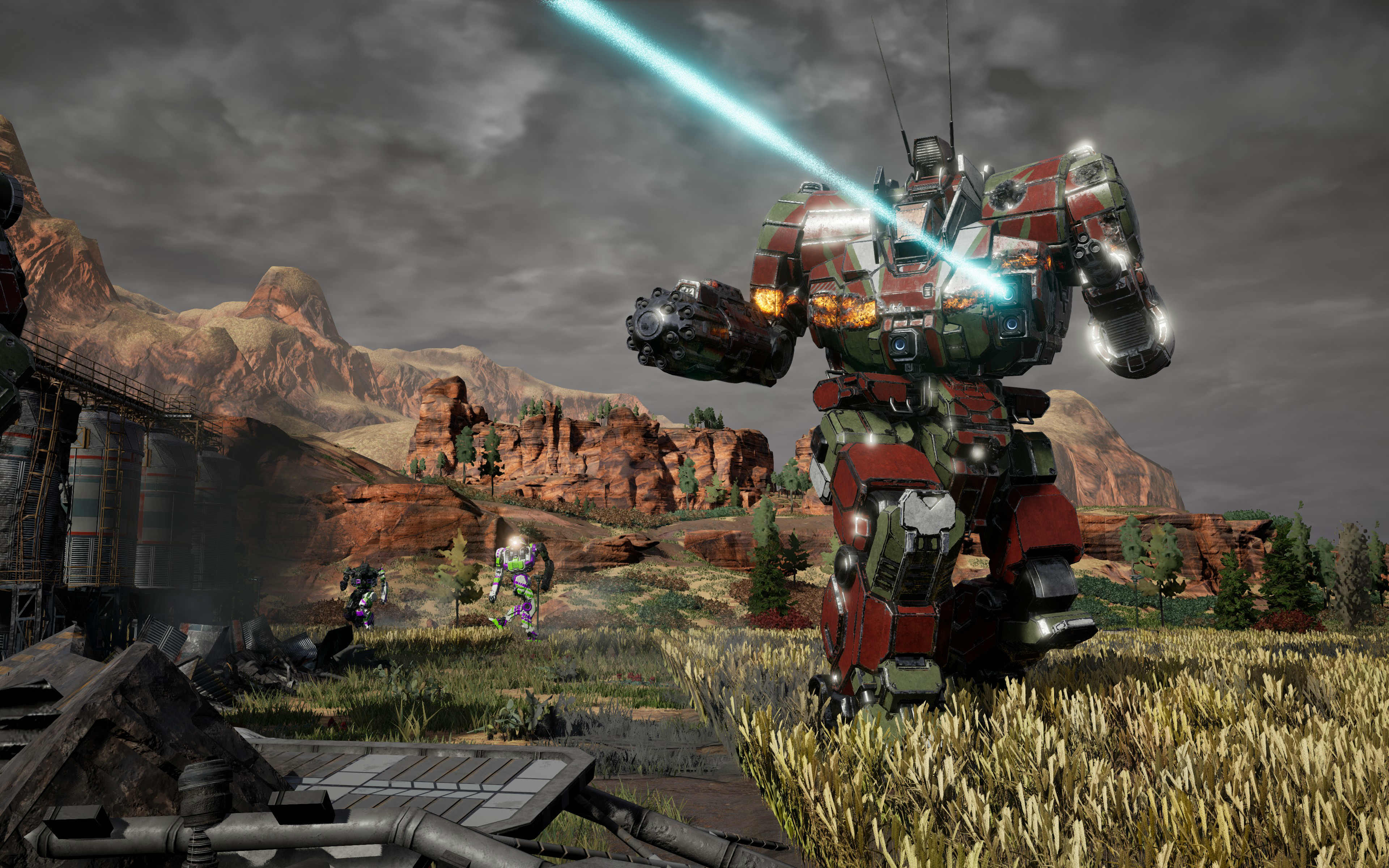 MechWarrior 5: Mercenaries review - Destructoid