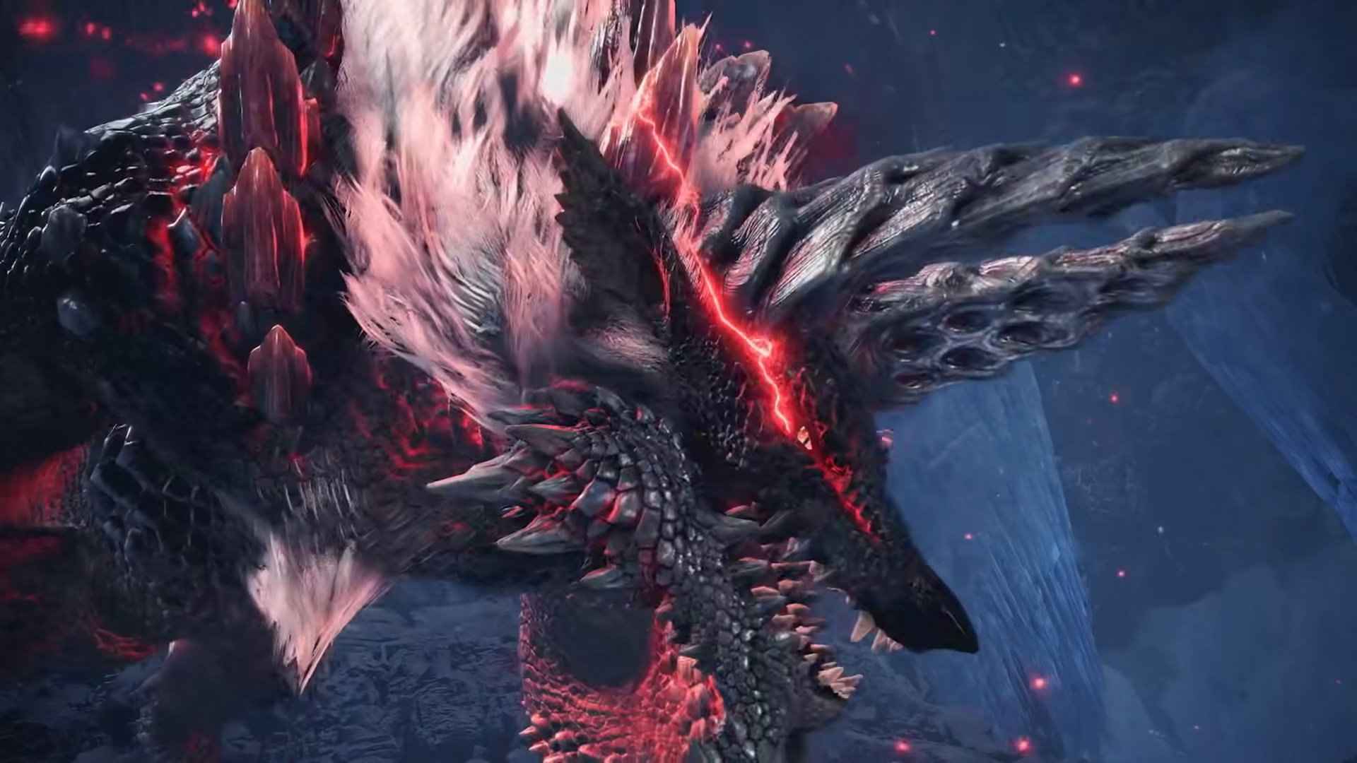 Stygian Zinogre is coming to Monster Hunter World: Iceborne PC on March 12, 2020.