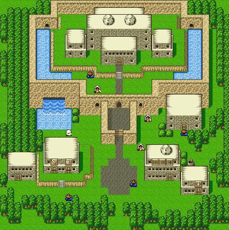 Final Fantasy IV Mysidia