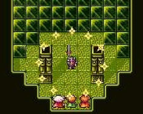 Final Fantasy IV Paladin