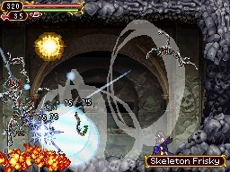 Castlevania: Order of Ecclesia review