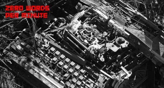 Worlds Crappiest Typewriter