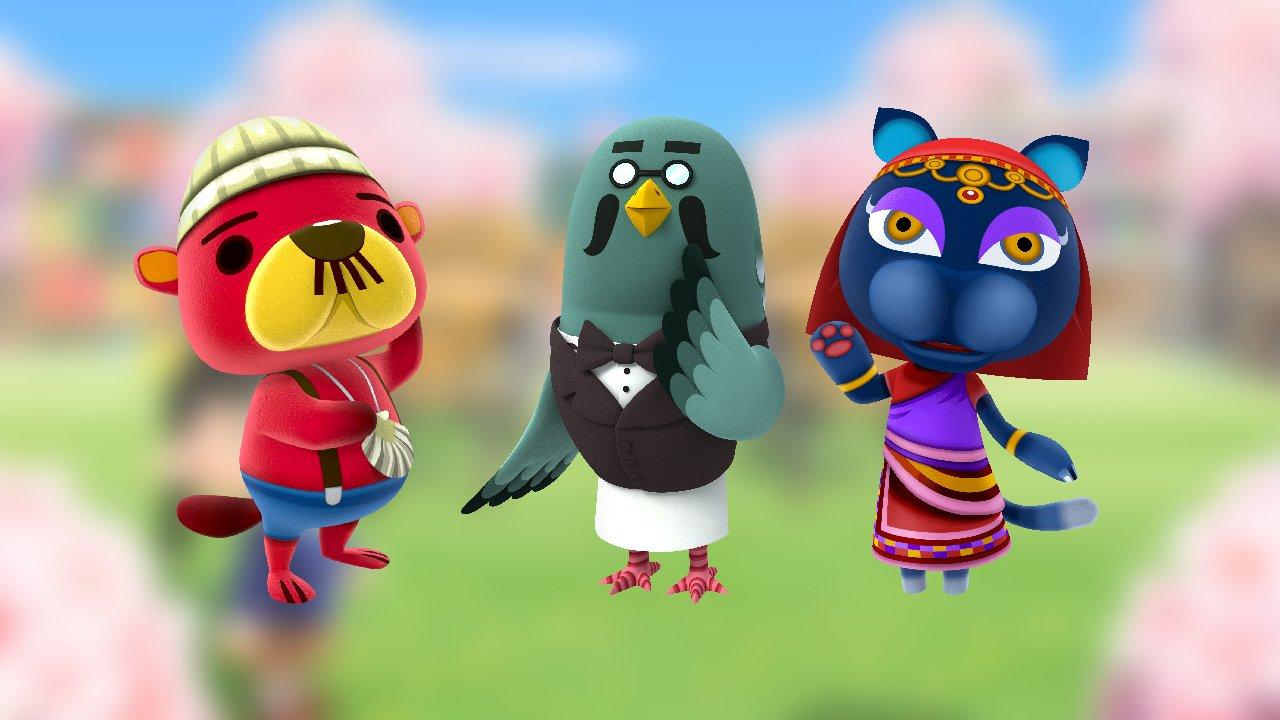 Animal Crossing Brewster