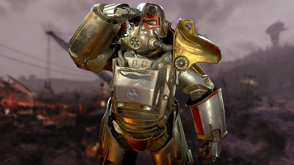 Atomic Onslaught Power Armor