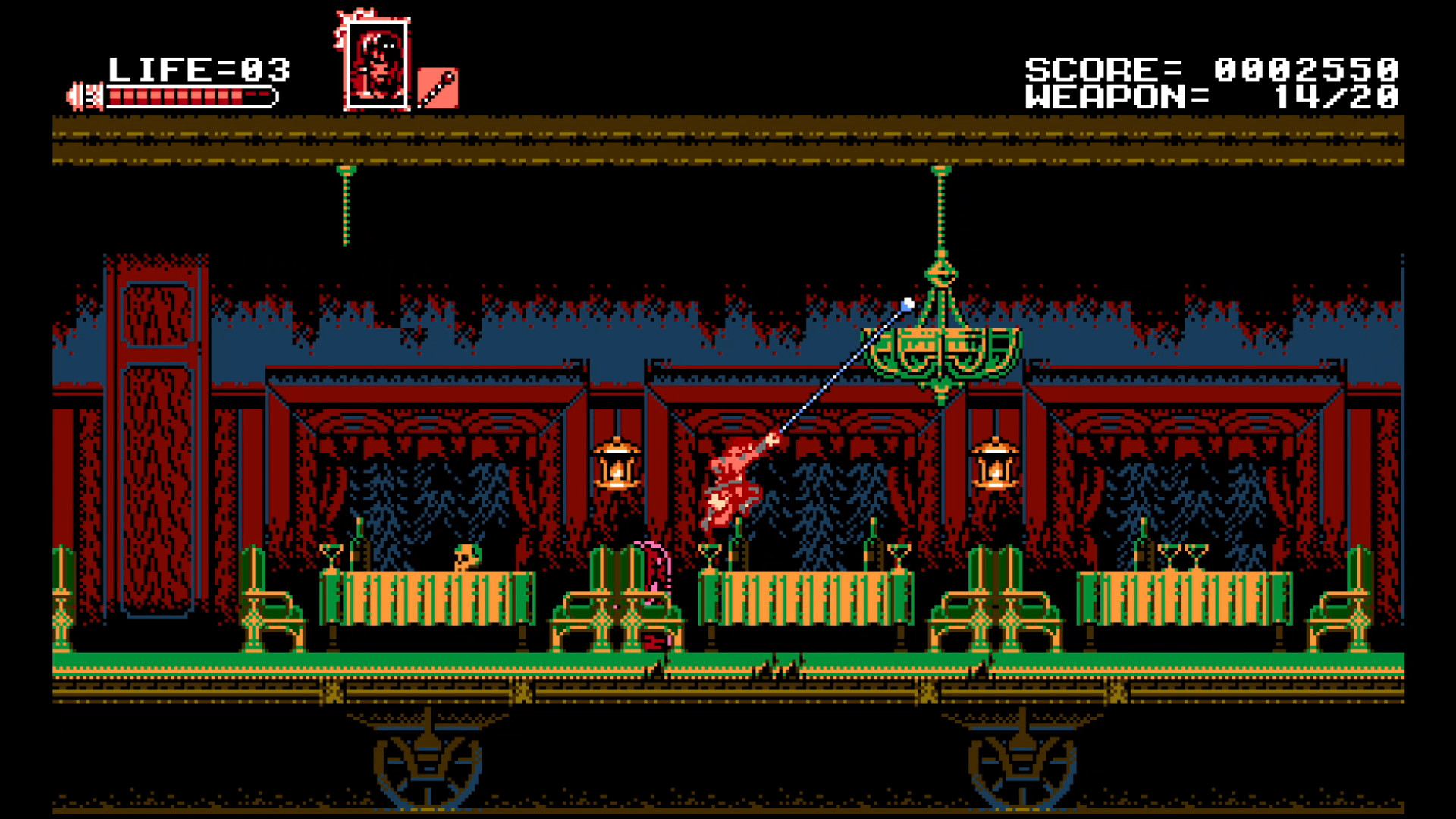 Bloodstained: Curse of the Moon review