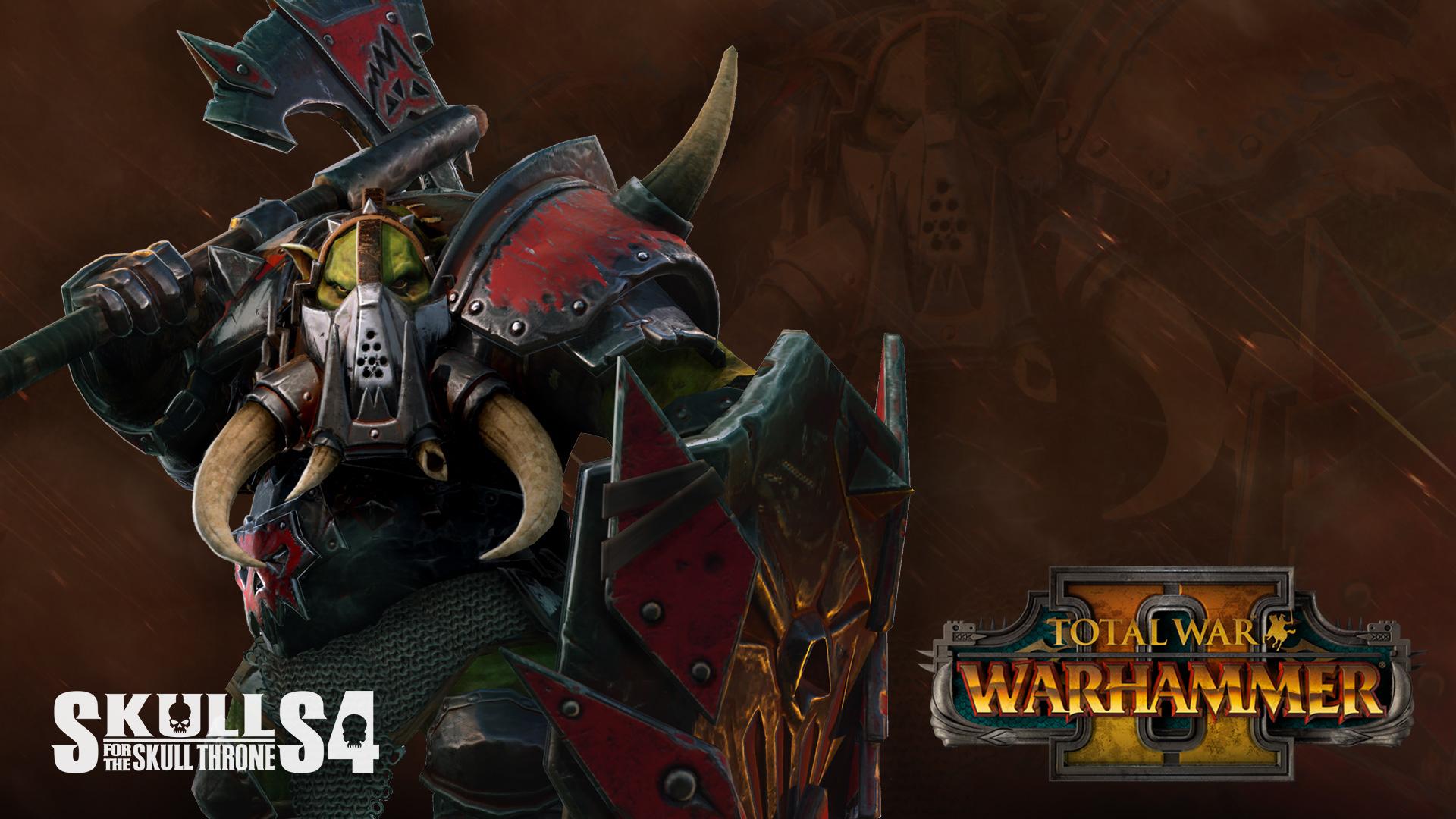 Total War: Warhammer II Black Orc Big Boss