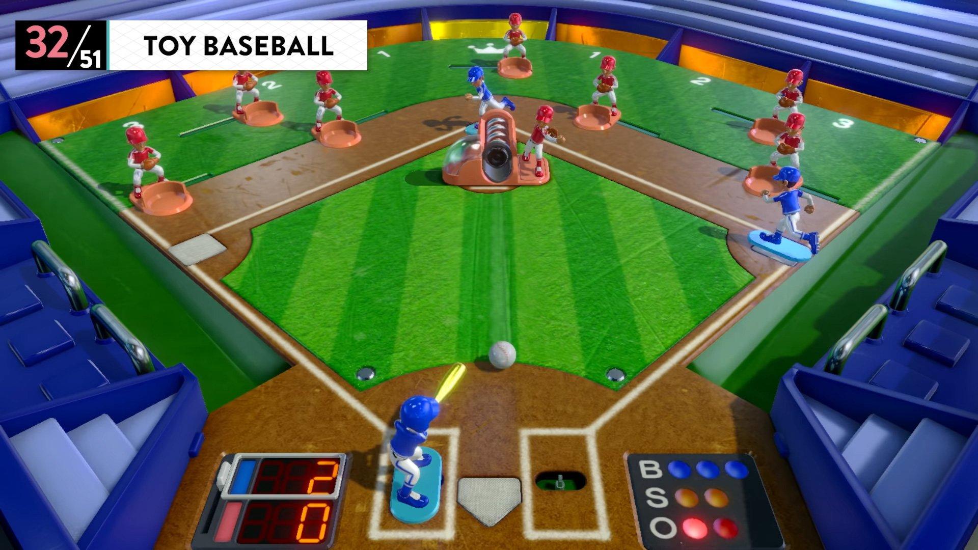 Toy Baseball