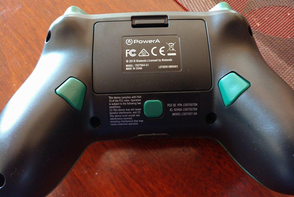 PowerA Enhanced Wireless Controller Switch review