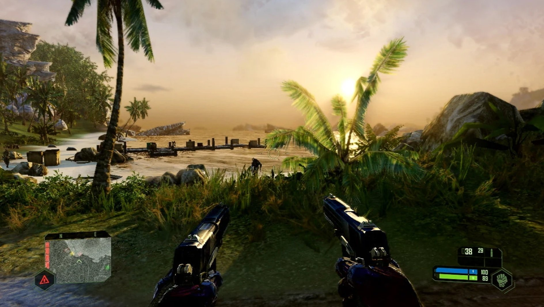 Crysis Remastered Nintendo Switch review