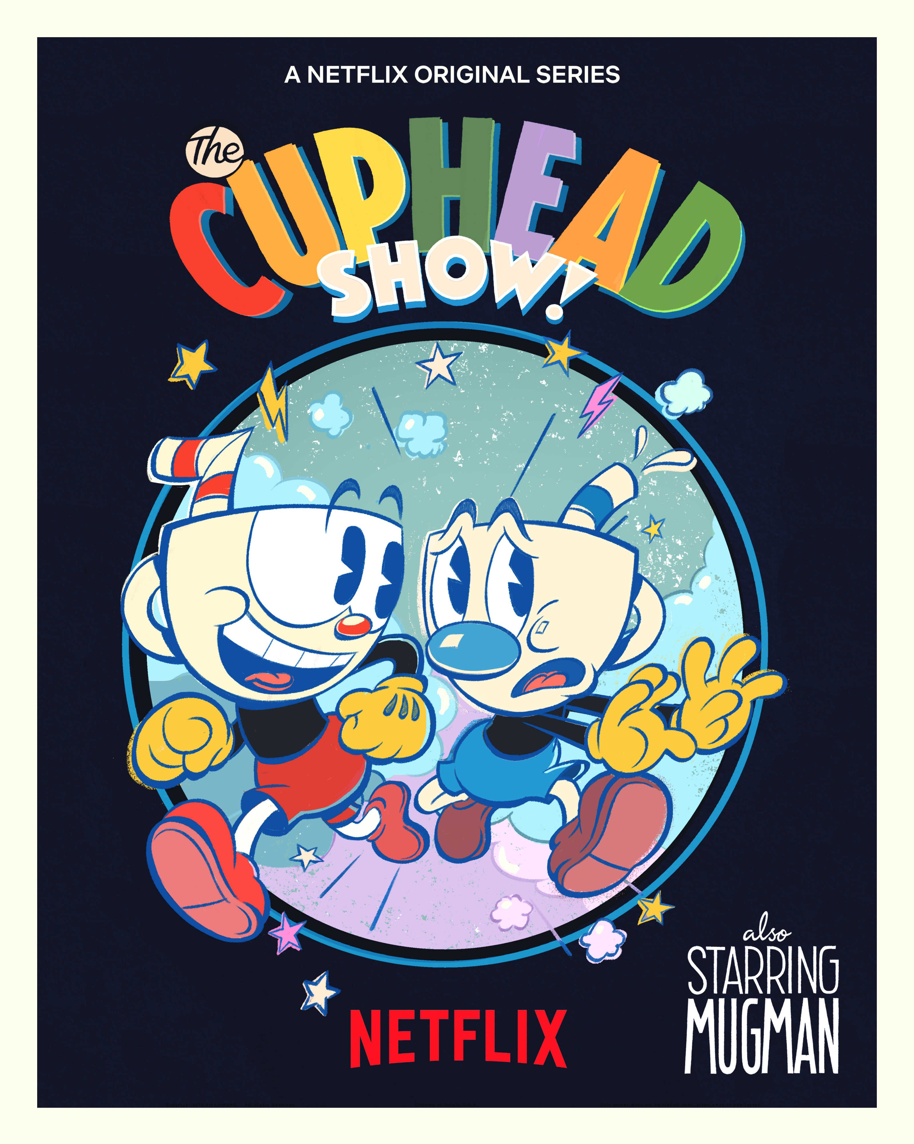 Cuphead Netflix Show