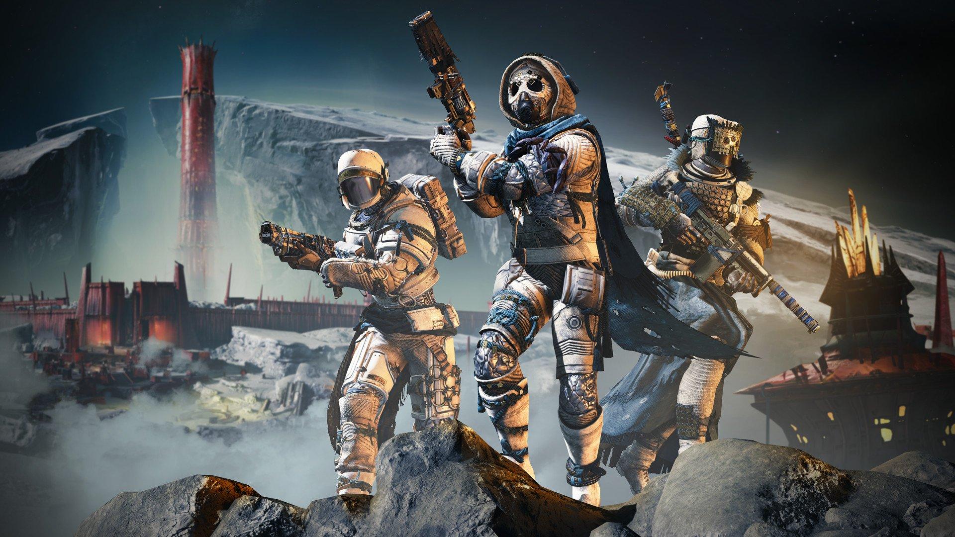 Destiny 2: Shadowkeep review in progress