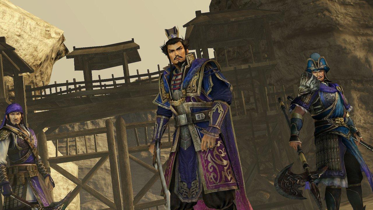 Dynasty Warriors 8 Switch