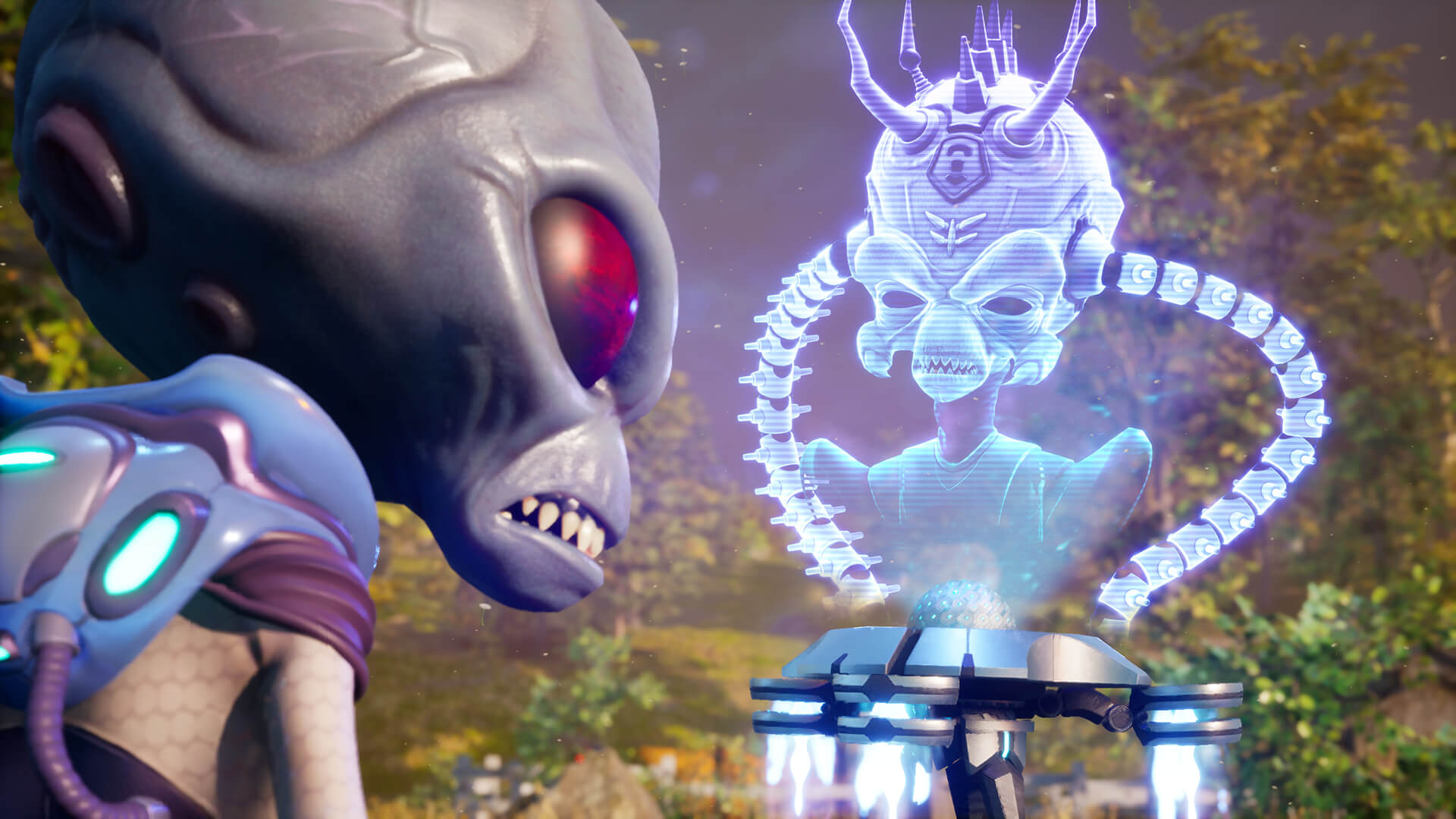 Destroy All Humans! remake review